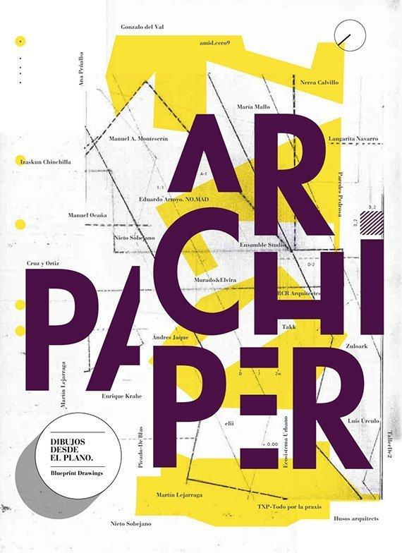 Archipaper, dibujos desde el plano