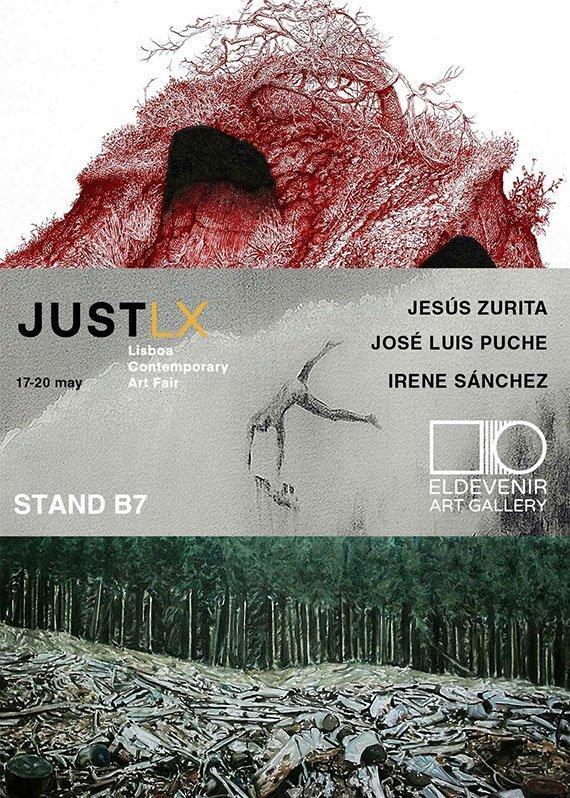 Eldevenir Art Gallery participa en JUSTLX