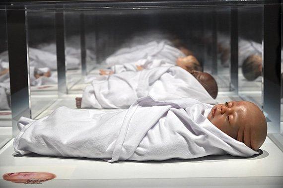Agatha Haines presenta su instalación «Transfiguración»