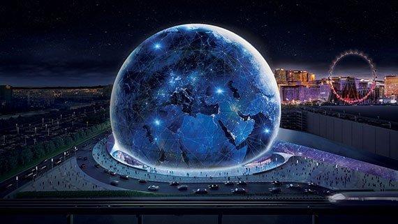Así se verá el nuevo Madison Square Garden en Las Vegas