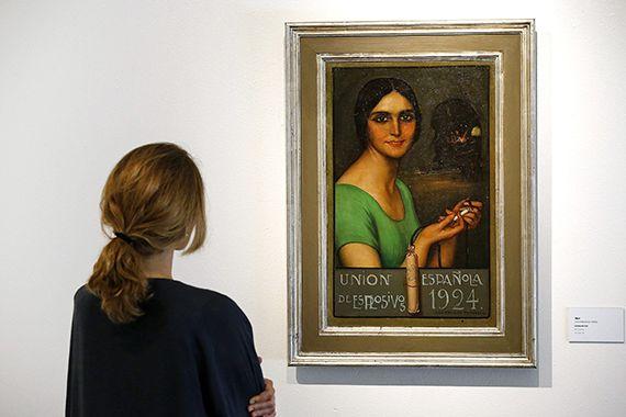 Pintura española desde 1900