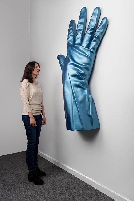 Rómulo Celdrán en la galería Filser & Gräf de Munich