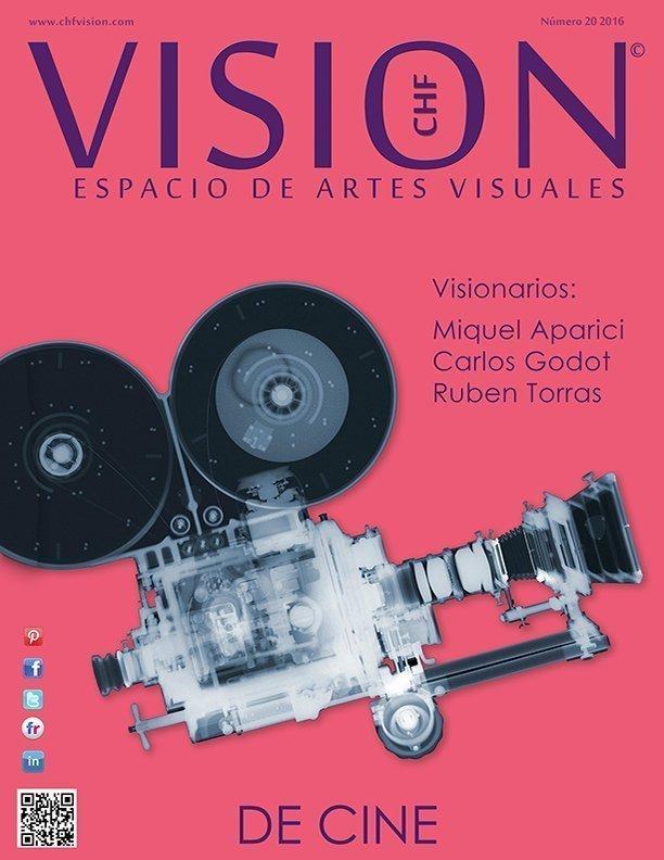 Ya está en línea el número 20 de VISION – De CINE
