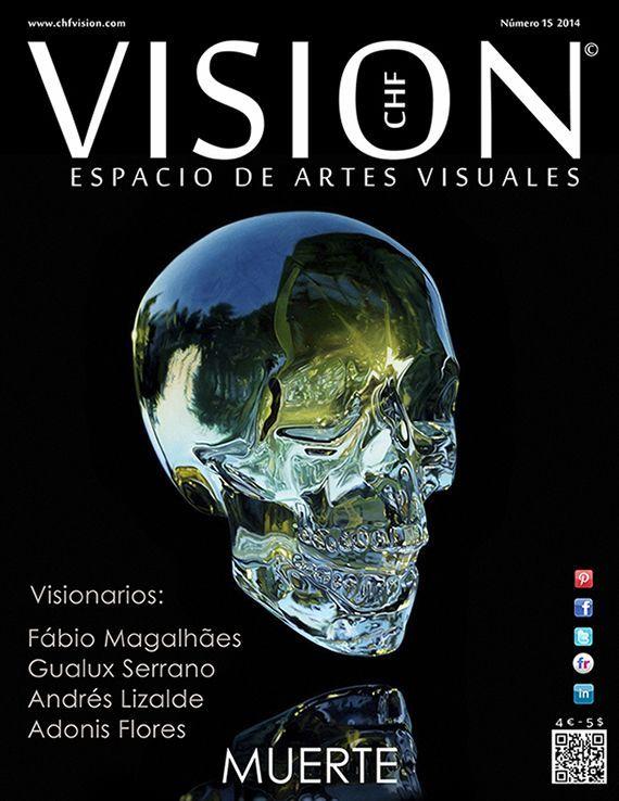 Ya está en línea el número 15 de VISION