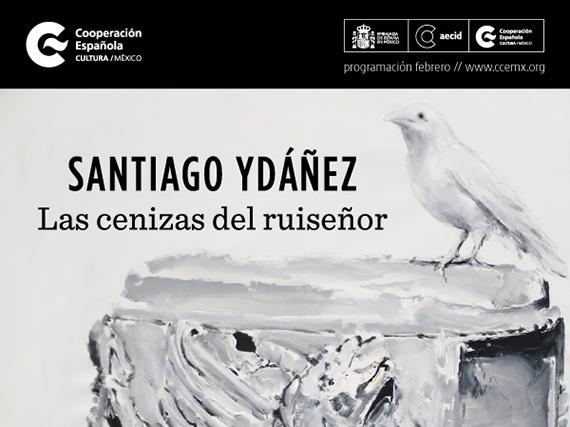 Exposición de Santiago Idáñez